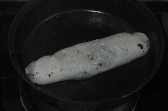 核桃芝麻糯米卷怎么炖