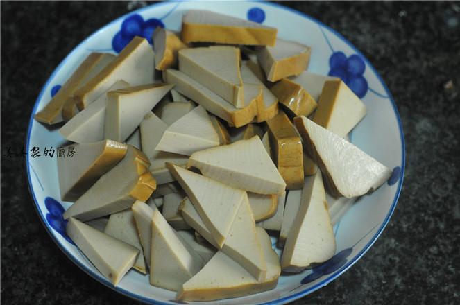 鸡蛋拌卤水豆腐的做法大全