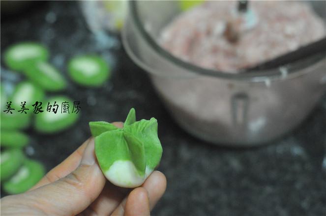 白菜饺子怎样炒