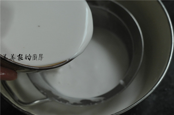 红薯粉皮的家常做法