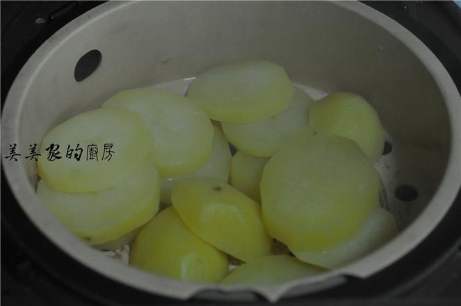 土豆面鱼的做法大全