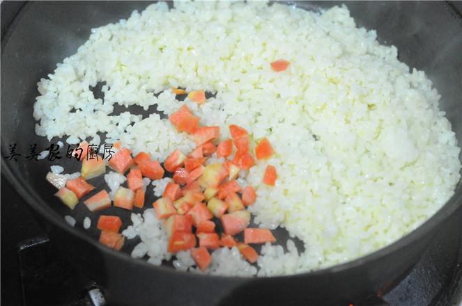 酱油炒饭的家常做法