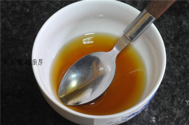 油泼金针菇的家常做法