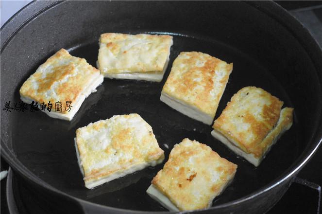 猪肉豆腐夹怎么炒