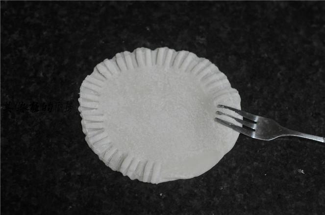 饺子皮灌饼的做法图解