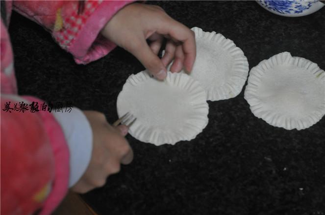 饺子皮灌饼的家常做法
