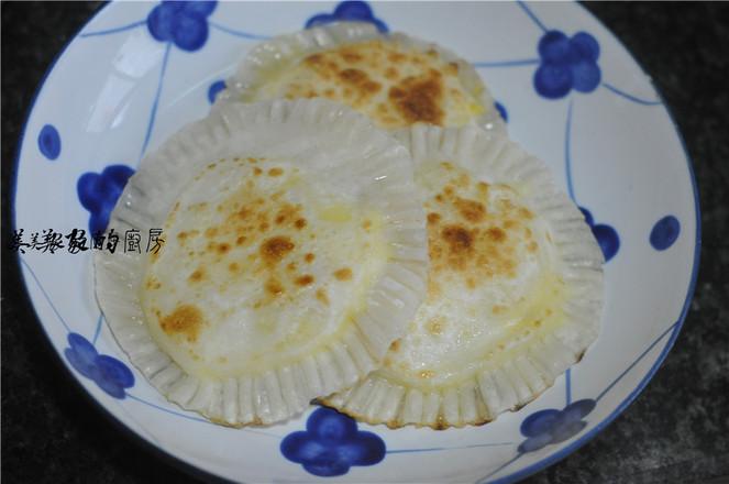 饺子皮灌饼怎么煮