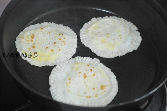 饺子皮灌饼怎么炒