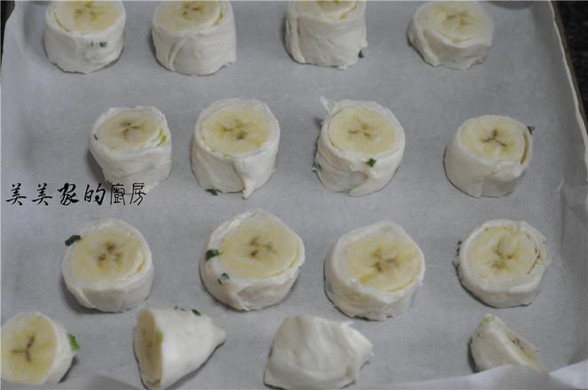 香蕉酥的简单做法