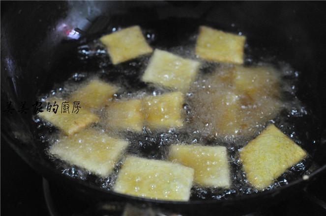 小米锅巴怎么炒