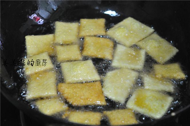 小米锅巴怎么煮