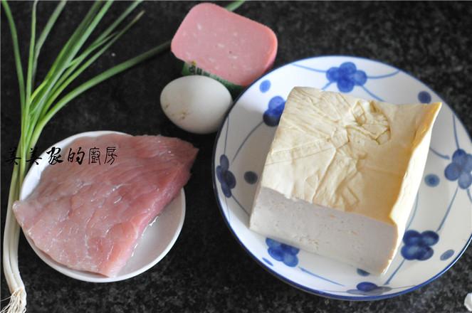 豆腐鸡蛋羹的做法大全