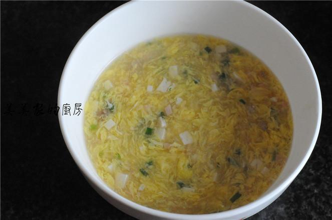 豆腐鸡蛋汤面怎么炖