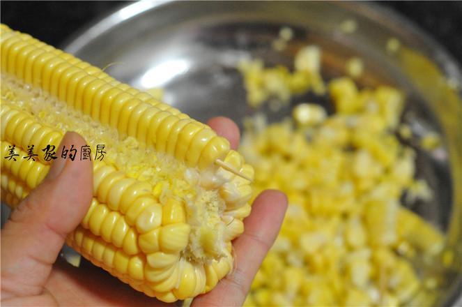 烤玉米粒的家常做法