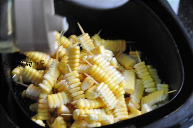 烤玉米粒怎么炒