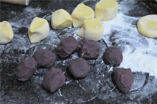 山药紫薯软饼怎么吃