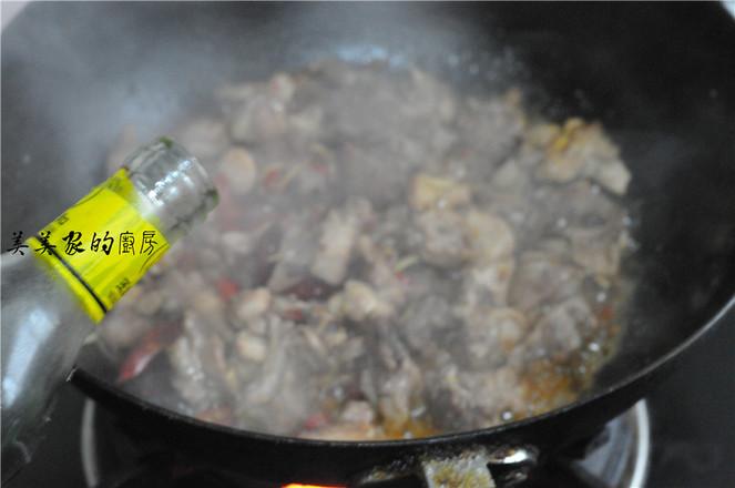 香辣兔子肉怎么煮