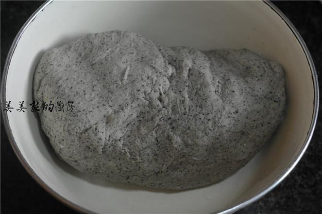 黑豆馒头的简单做法