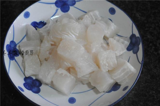 蒜蓉粉丝蒸龙利鱼的简单做法
