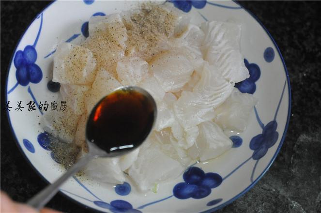 蒜蓉粉丝蒸龙利鱼怎么炒