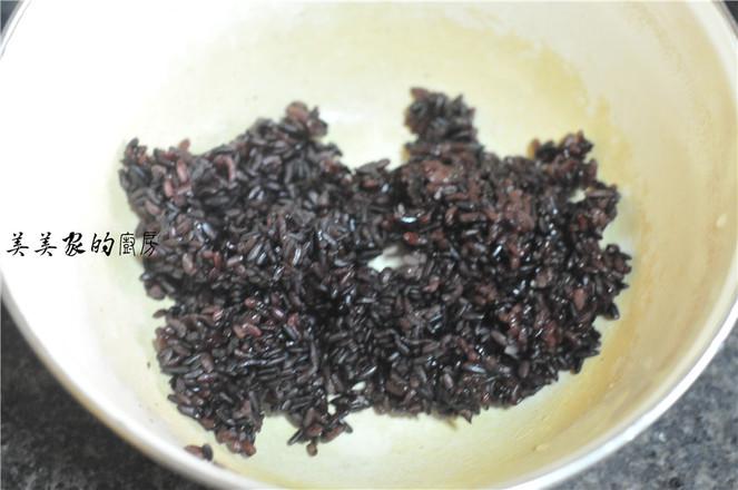 红薯紫米燕麦团的家常做法