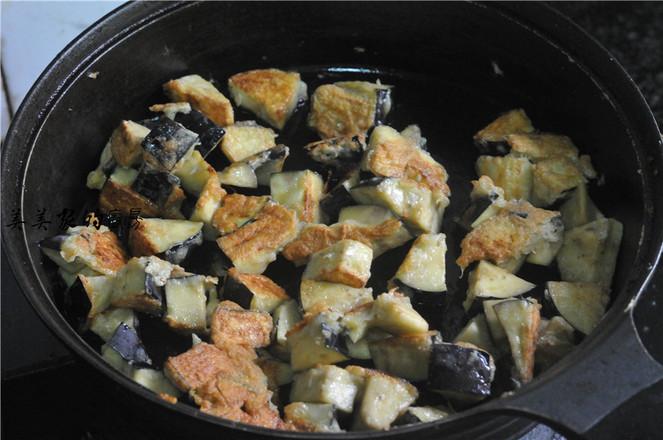 茄子豆腐粉丝煲怎么做