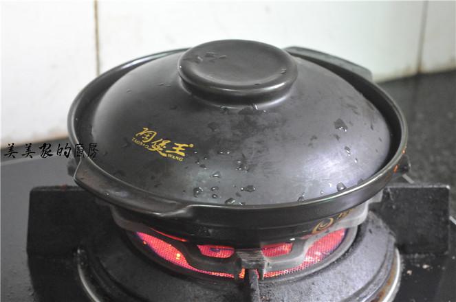 茄子豆腐粉丝煲的制作大全
