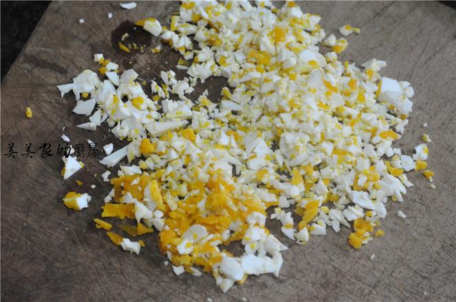 咸蛋黄馒头的做法图解