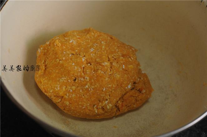 燕麦南瓜饼的家常做法