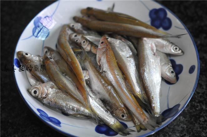 青辣椒炒令子鱼的做法大全