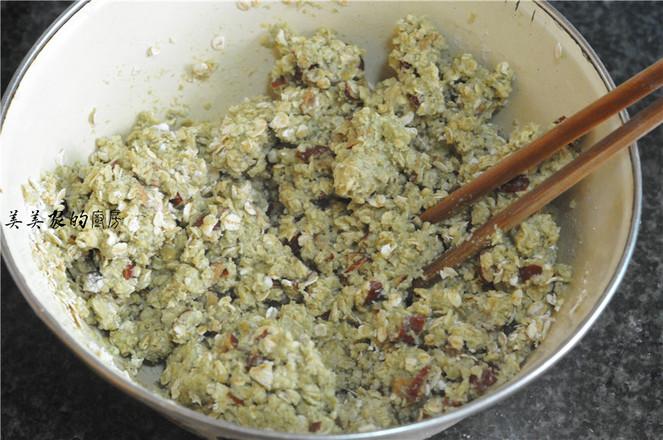 香糯绿豆燕麦糕怎么做