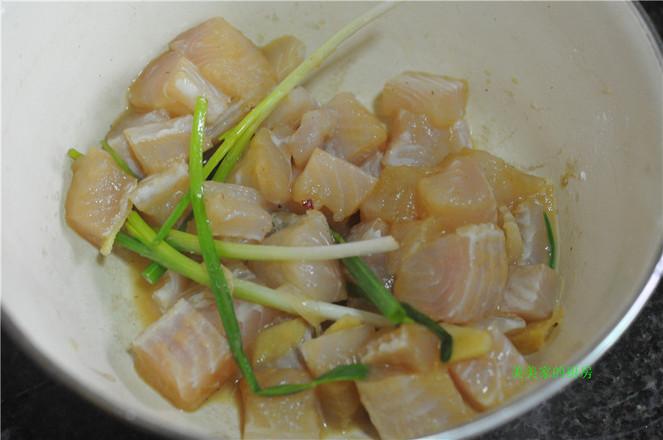 金针菇蒸巴沙鱼怎么吃