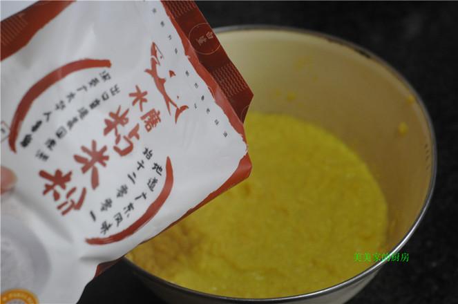 玉米蒸糕怎么做