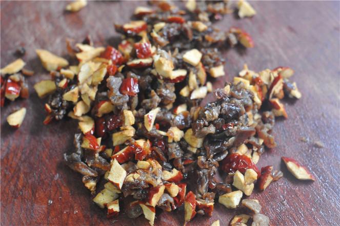 红枣黑米饭怎么吃