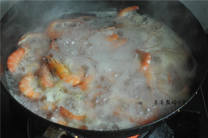 汁虾仁的做法大全