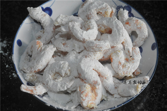 汁虾仁怎么吃