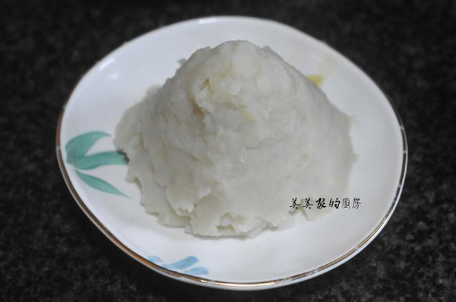 火山土豆泥怎么吃