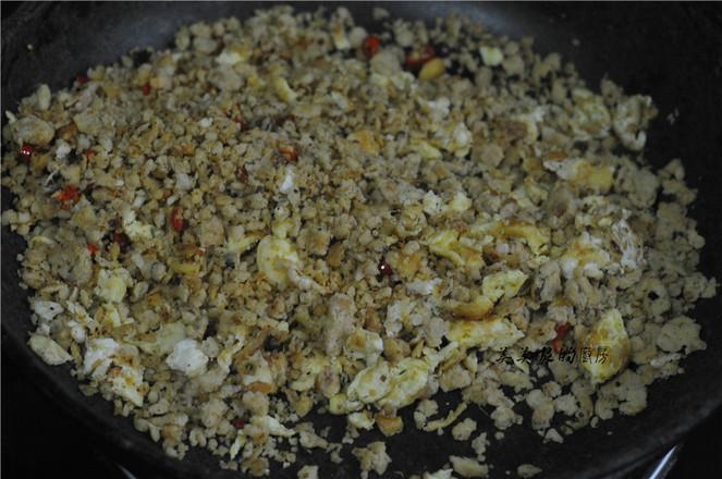 蟹黄豆渣怎么煮