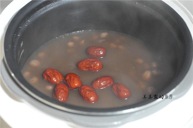 五红年糕的家常做法