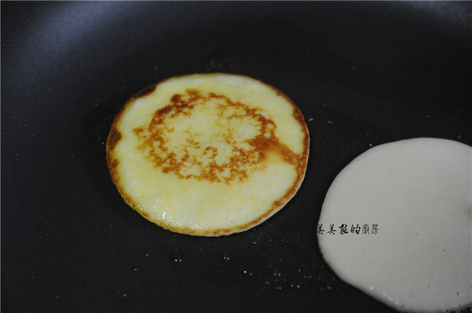 苹果松饼的步骤
