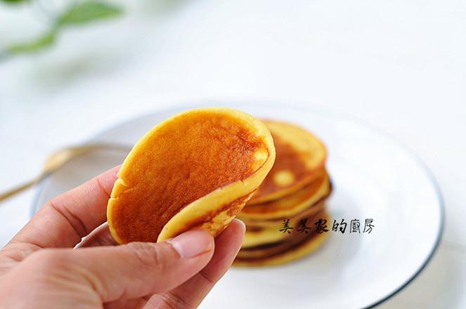 苹果松饼成品图