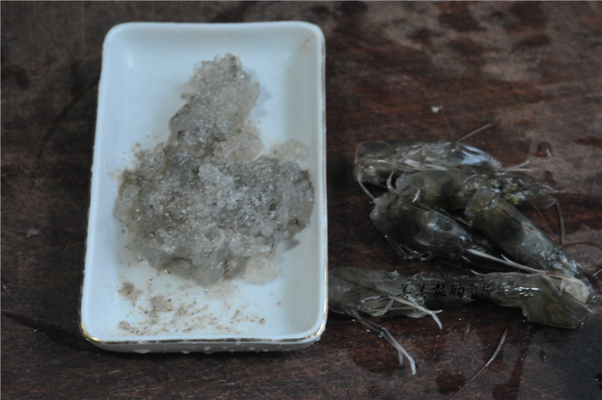 无米炒饭的做法图解