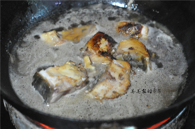田螺紫苏烧鱼怎么煮