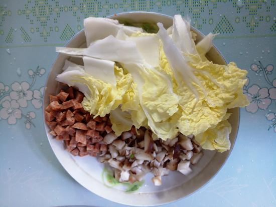 网红面疙瘩汤怎么吃