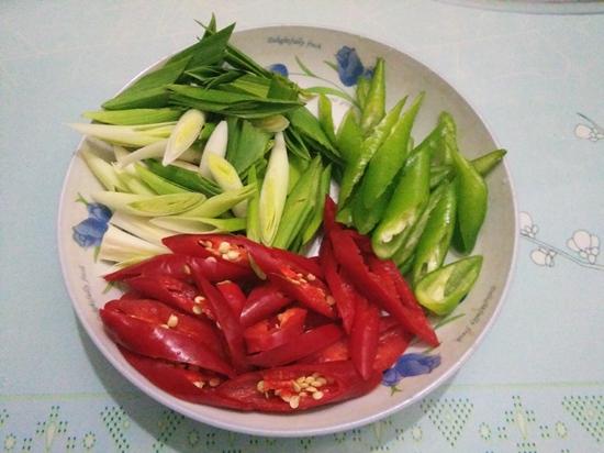 家常辣椒炒肉的做法图解