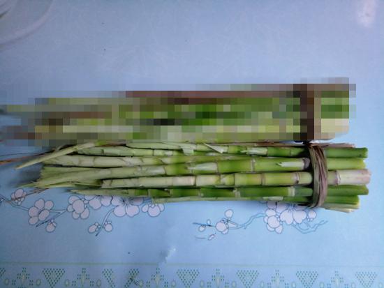 小竹笋炒咸菜的做法大全
