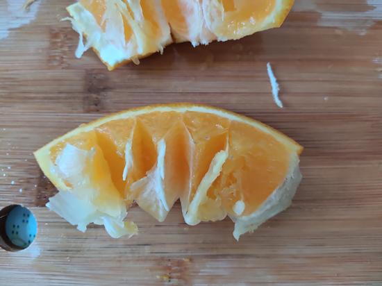 香橙梨汁的做法图解