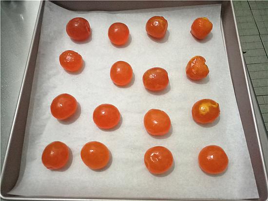 植物油彩色蛋黄酥的做法大全