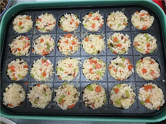 三色米饭丸子怎么炖