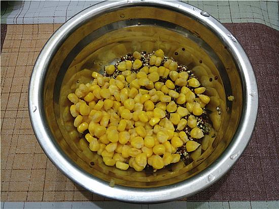 玉米藜麦鸡胸杂蔬沙拉的做法大全